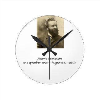 Horloge Ronde Alberto Franchetti c1906