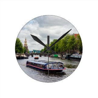Horloge Ronde Amsterdam