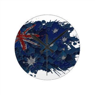 Horloge Ronde australia2