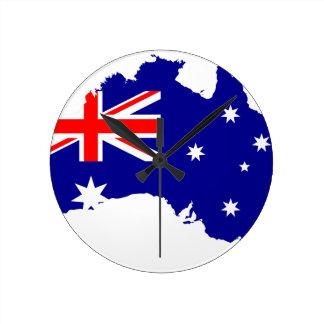 Horloge Ronde australia3