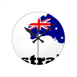 Horloge Ronde australia4