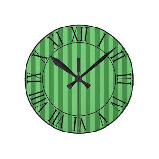 Horloge Ronde Avenue de forêt