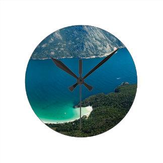 Horloge Ronde Baie Hawaiihanauma-2018 de Hanauma