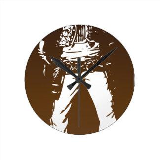 Horloge Ronde bandito