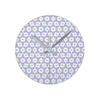 Horloge Ronde Beau motif V01B