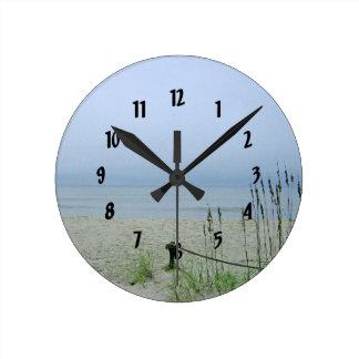 Horloge Ronde Bord de la mer Dreamscape