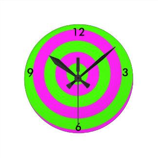 Horloge Ronde Boudine