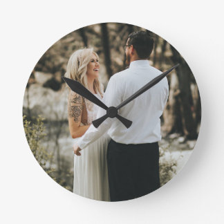Horloge Ronde Cadeaux de mariage
