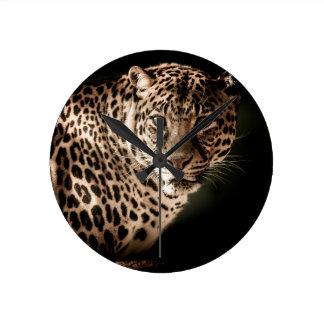 Horloge Ronde Cadeaux de tigre