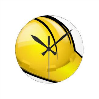 Horloge Ronde Casque antichoc