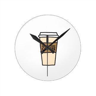 Horloge Ronde Chemises d'AMANT de CAFÉ, accessoires, cadeaux
