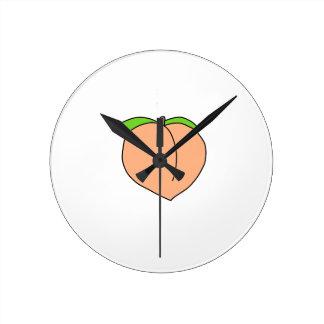Horloge Ronde Chemises de PÊCHE, accessoires, cadeaux
