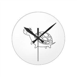 Horloge Ronde Chemises de TURTLE/TORTOISE, accessoires, cadeaux