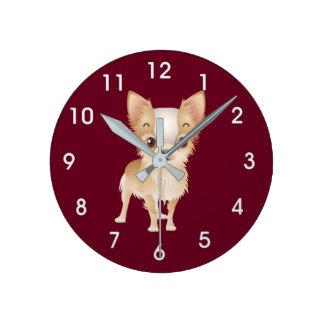 Horloge Ronde chiwawa
