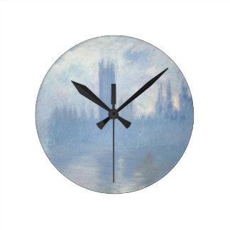 Horloge Ronde Claude Monet - Chambres d'art de Londres du