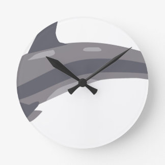 Horloge Ronde Dauphin