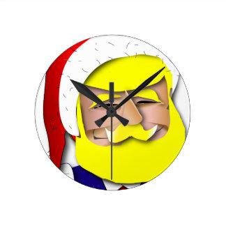 Horloge Ronde Donald Claus