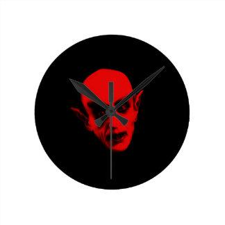 Horloge Ronde Dracula