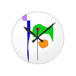 Horloge Ronde Ensemble