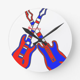 Horloge Ronde GUITARE COUNTRY.png