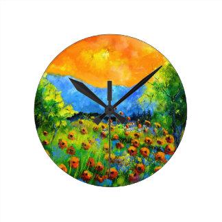 Horloge Ronde Houyet8871
