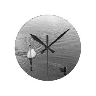 Horloge Ronde Lac bird