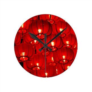 Horloge Ronde Lanternes