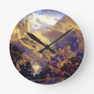 Horloge Ronde Le présent