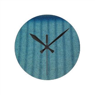 Horloge Ronde L'eau - le fond de piscine