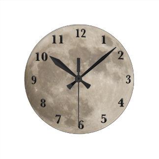 Horloge Ronde Lune superbe le 13 novembre 2016