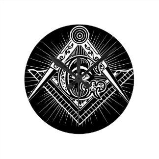 Horloge Ronde masons-2022392_960_720