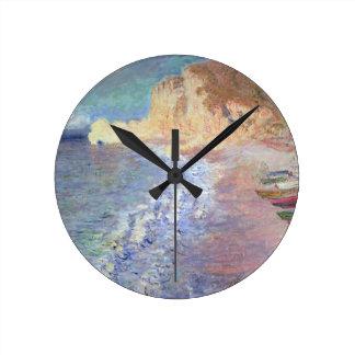 Horloge Ronde Matin de Claude Monet | chez Etretat