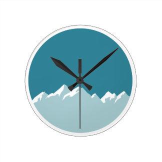 Horloge Ronde montagne