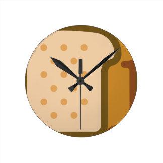 Horloge Ronde Pain