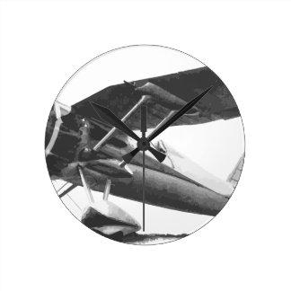 Horloge Ronde PZL24_prototyp