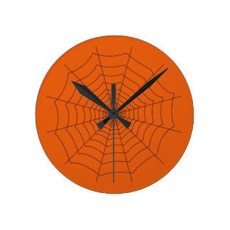 Horloge Ronde spider