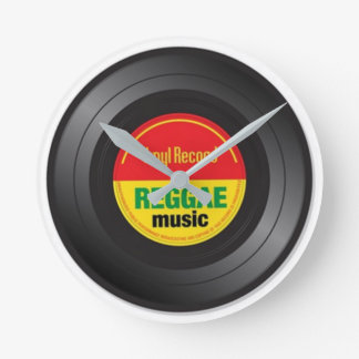 Horloge - temps de reggae