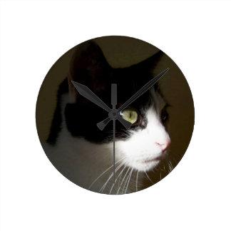 Horloge Virgule by Chat'ventures