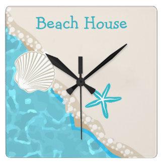 Horloges de cuisine de plage