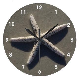 Horloges murales de plage