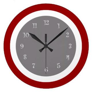 Cuisine moderne horloges cuisine moderne horloges murales - Horloge de cuisine moderne ...