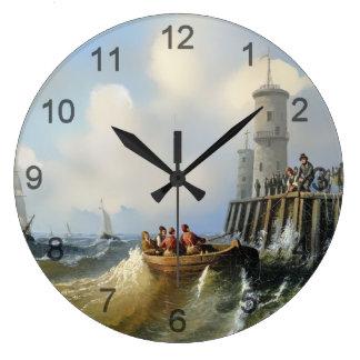 Horloges murales nautiques vintages