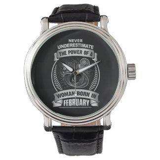 Horoscope février montres bracelet