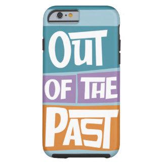 Hors du coque iphone audacieux passé