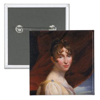 Hortense de Beauharnais 2 Badge