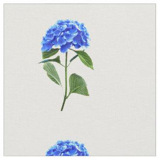 Tissu hortensia bleu personnalisable pour loisirs cr atifs - Terre pour hortensia bleu ...