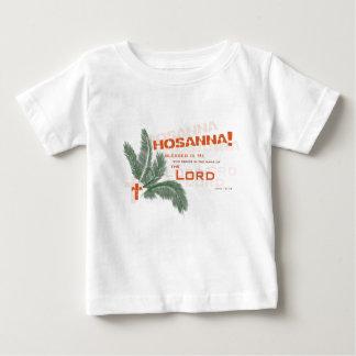Hosanna ! T-shirt chrétien de bébé
