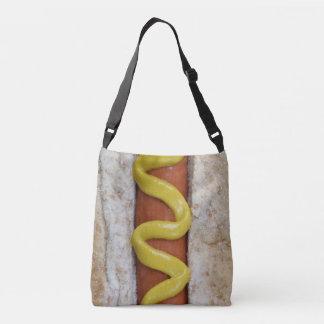 hot-dog délicieux avec la photographie de moutarde sac