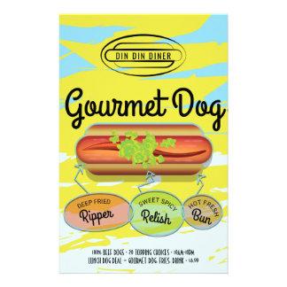 Hot-dog Prospectus 14 Cm X 21,6 Cm
