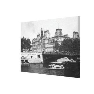 Hotel de Ville, 1882 Toiles